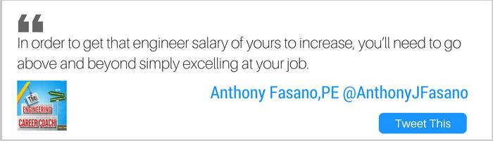 salary increase