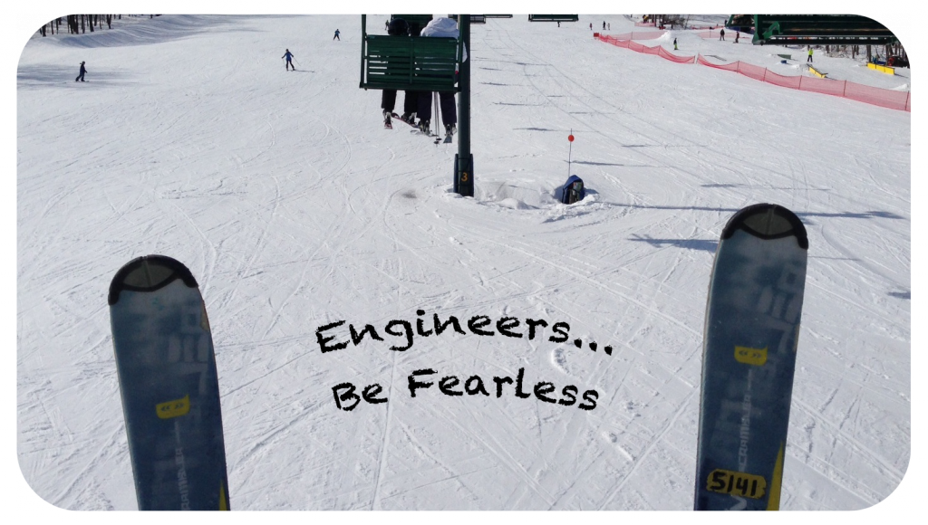 Be a Fearless Engineer Rounded
