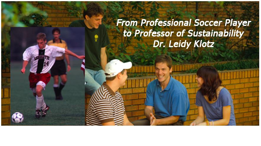 Leidy Klotz on Sustainability