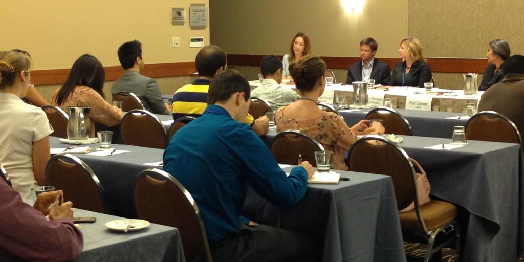 10-1-14 Post IECD Meetup San Diego