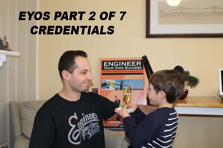 EYOS TECC Ep 43 Engineer Your Own Success Credentials FINAL