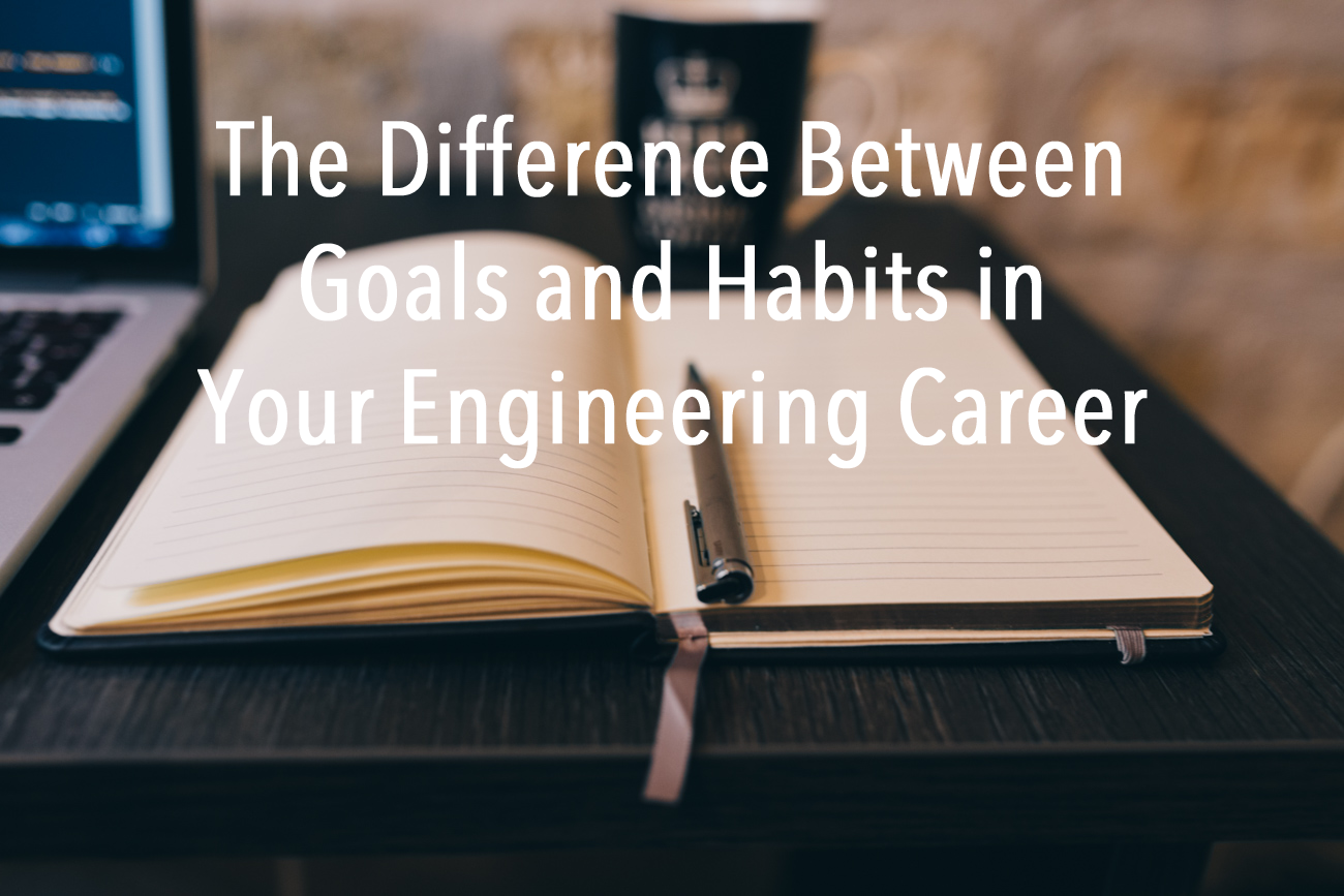 Difference between academic goals and career goals?