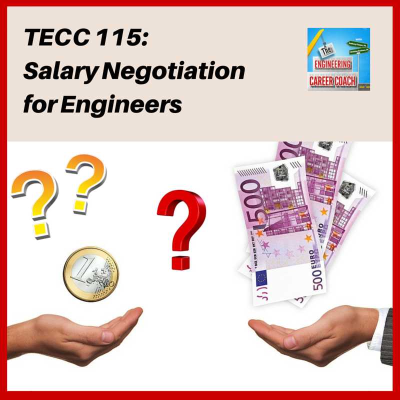 Salary Negotiation for Engineers