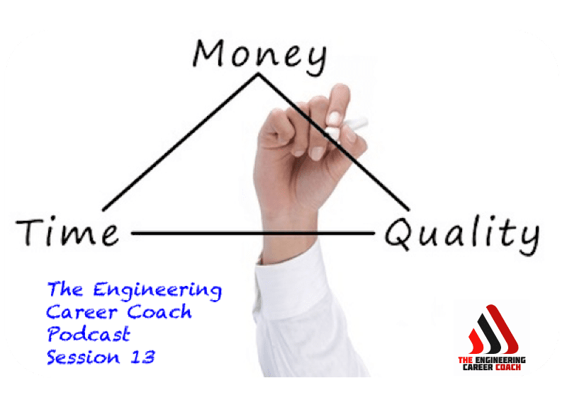 TECC 013: The Engineering Career Coach Podcast – How to Improve the Quality  of Your Engineering Design Work and Boost Your Confidence