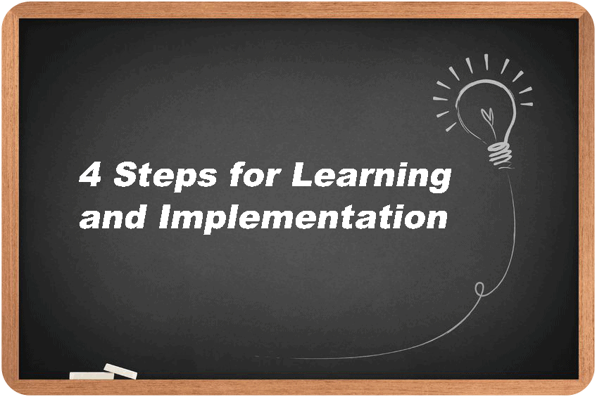 Learning and Implementation