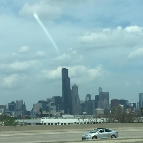 The Willis Tower CK