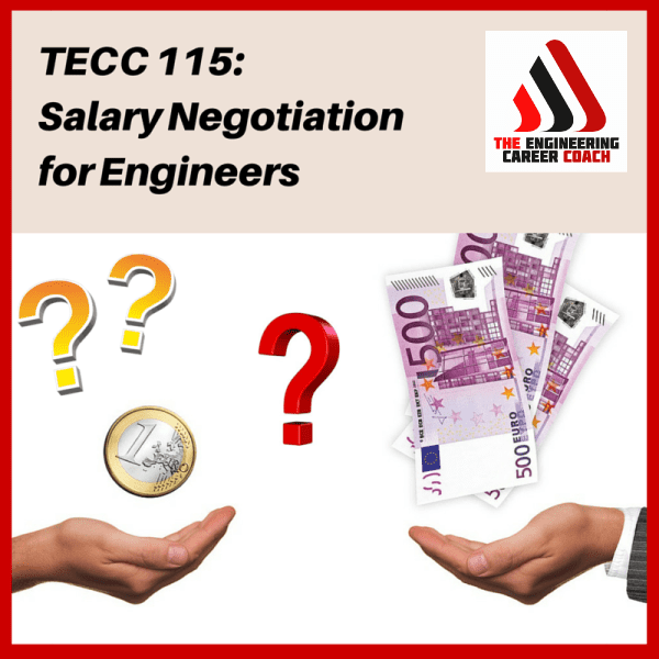 TECC 115: Salary Negotiation for Engineers