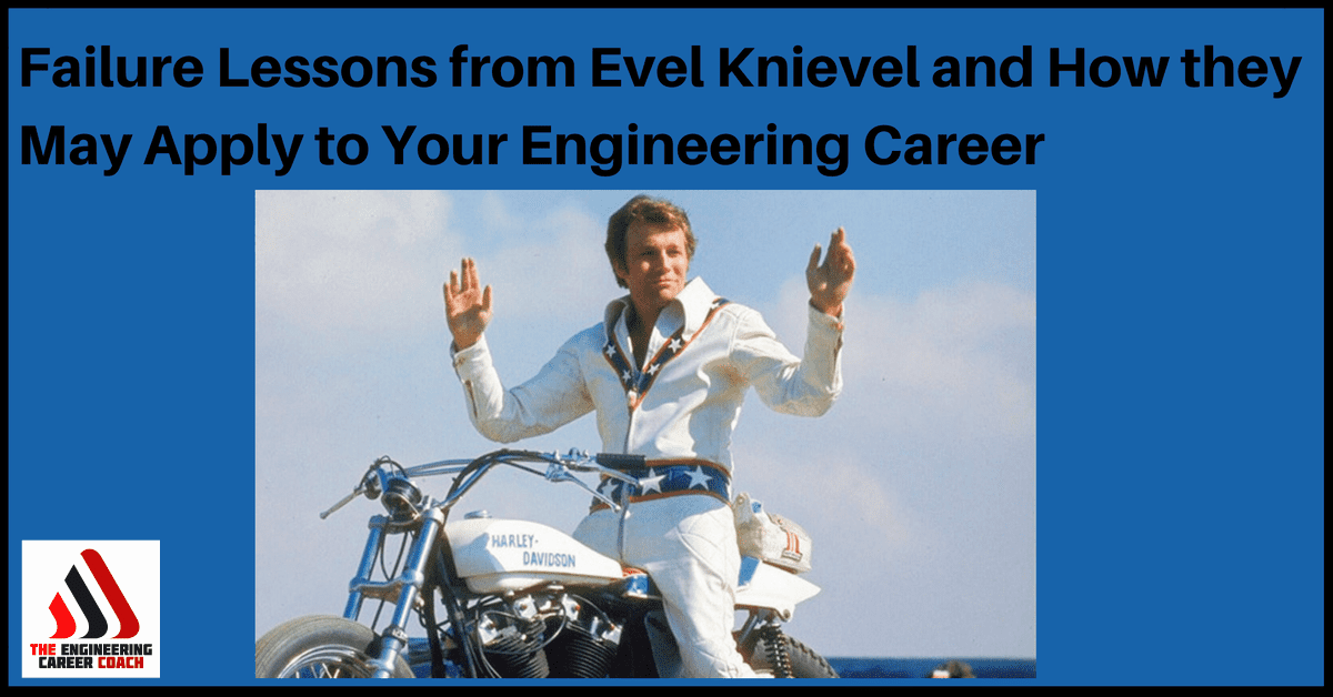 Murdercycles Evel Has Jumped The Shark: Failure Lessons From Evel Knievel And How They May Apply