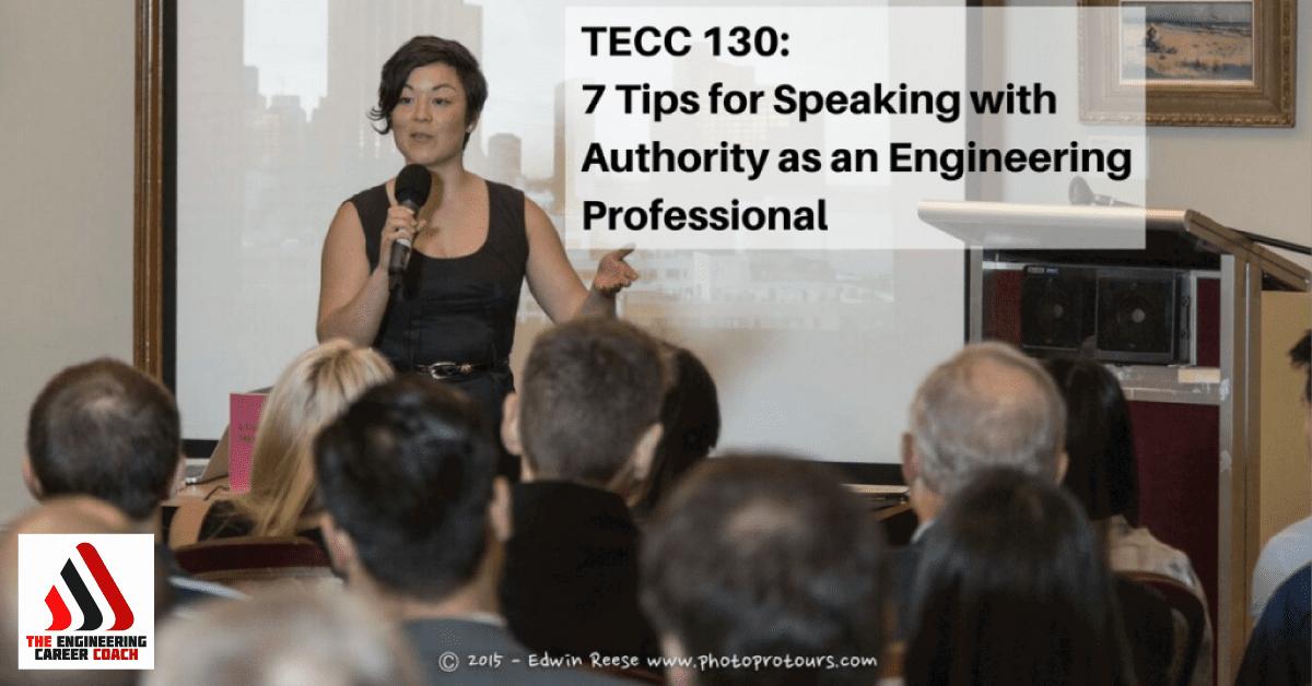 Speaking with Authority