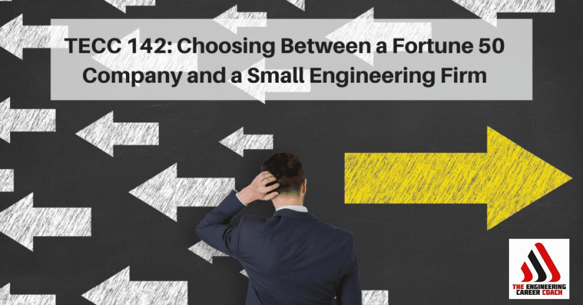 choosing between