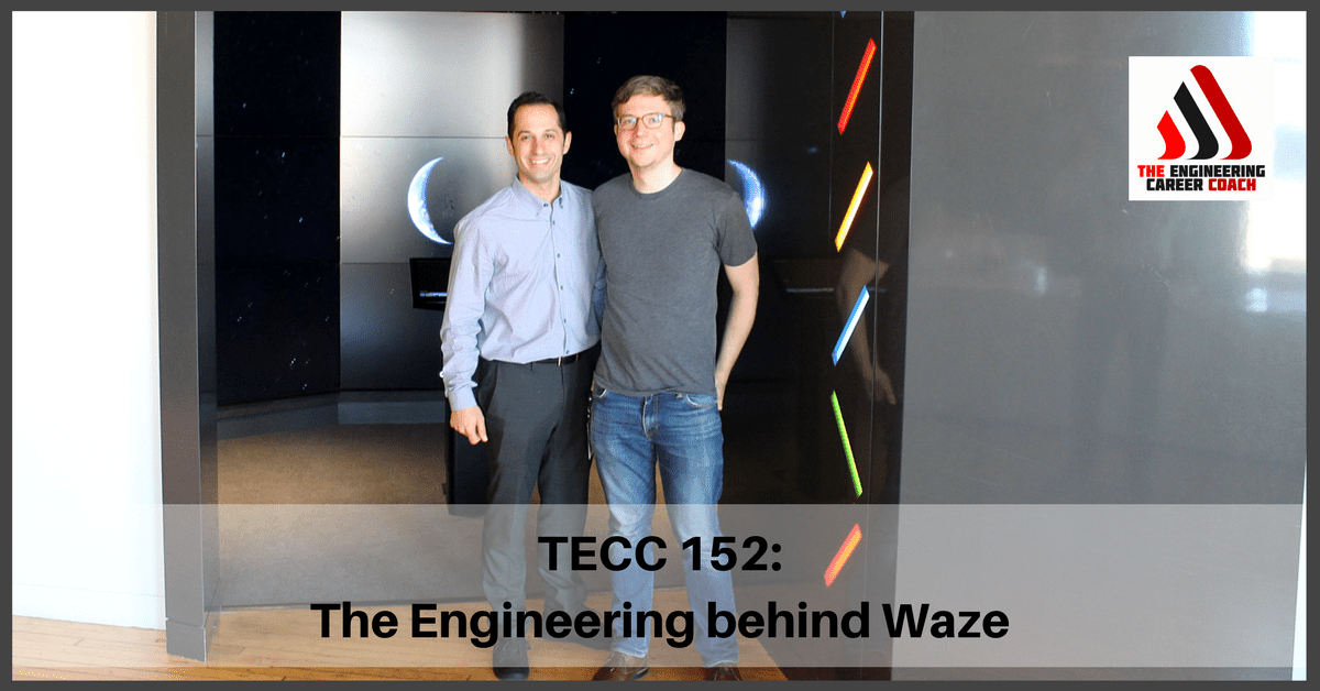 Engineering behind Waze