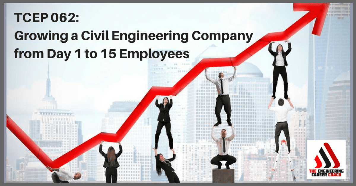 Growing a Civil Engineering Company