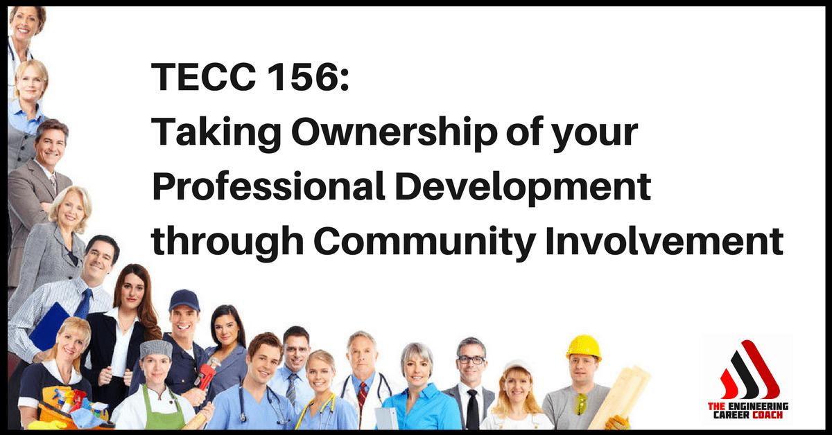 professional development through community involvement