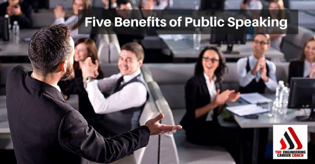 Five Benefits of Public Speaking