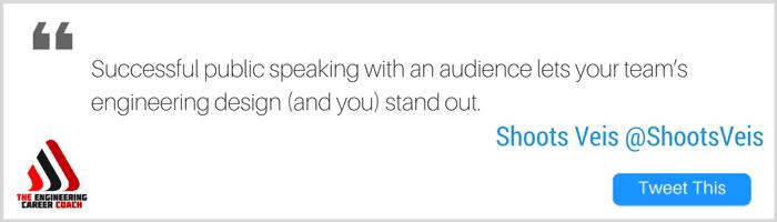 Benefits of Public Speaking tweet