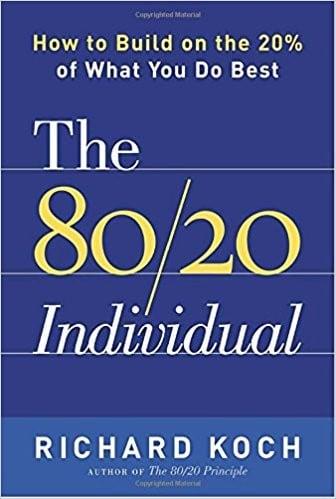 Selecting 80/20 Goals