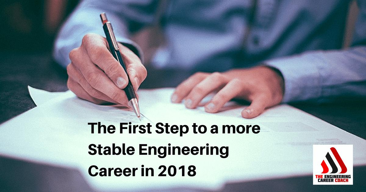 Stable Engineering Career