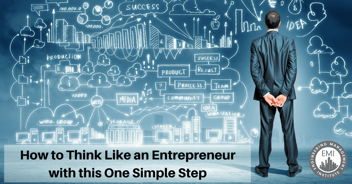 Think Like an Entrepreneur