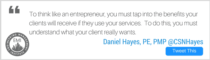 Think Like an Entrepreneur