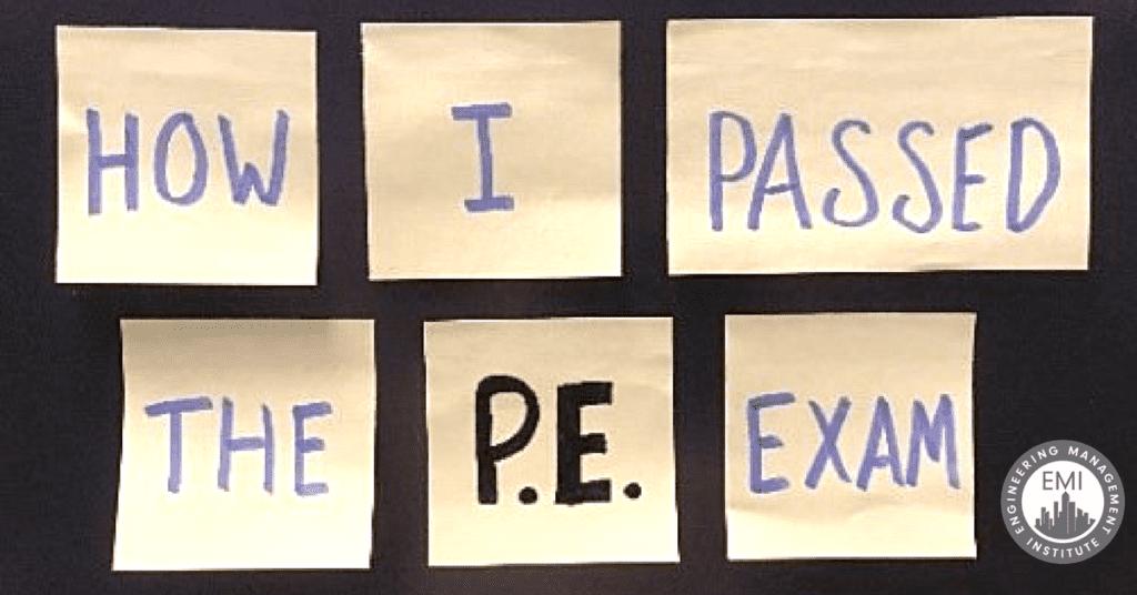 P.E. Exam