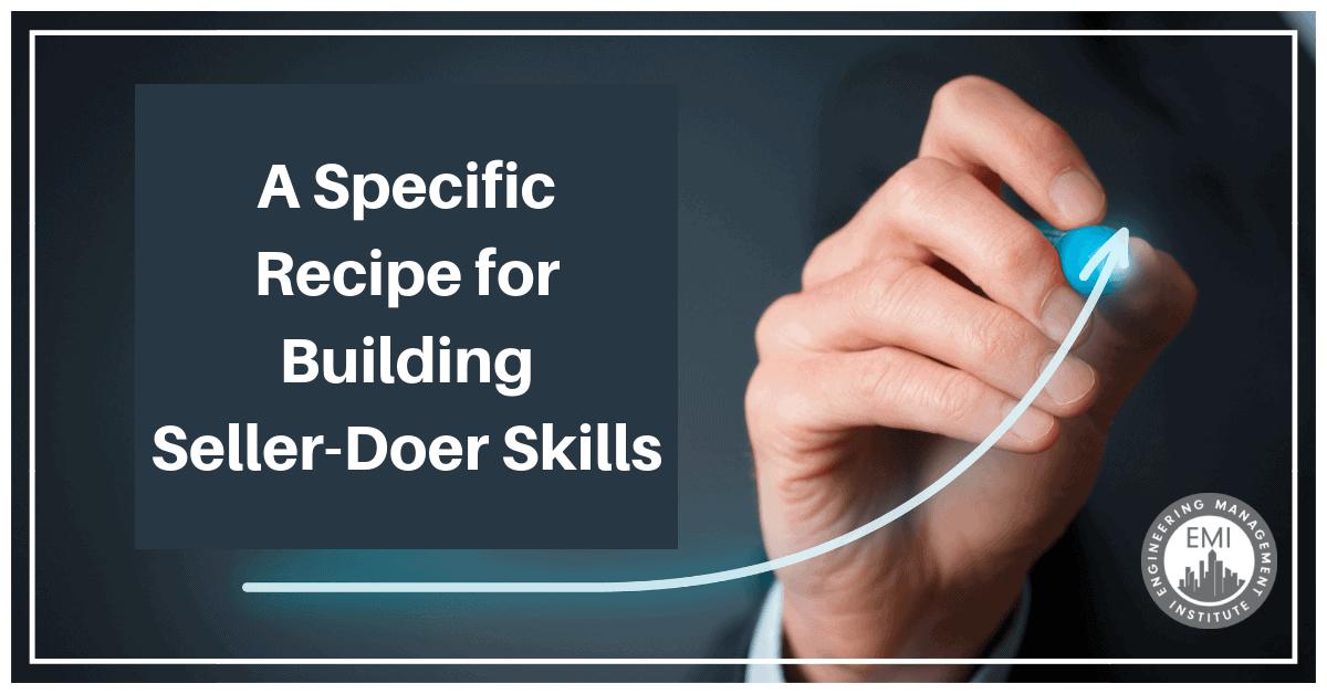 Seller-Doer Skills