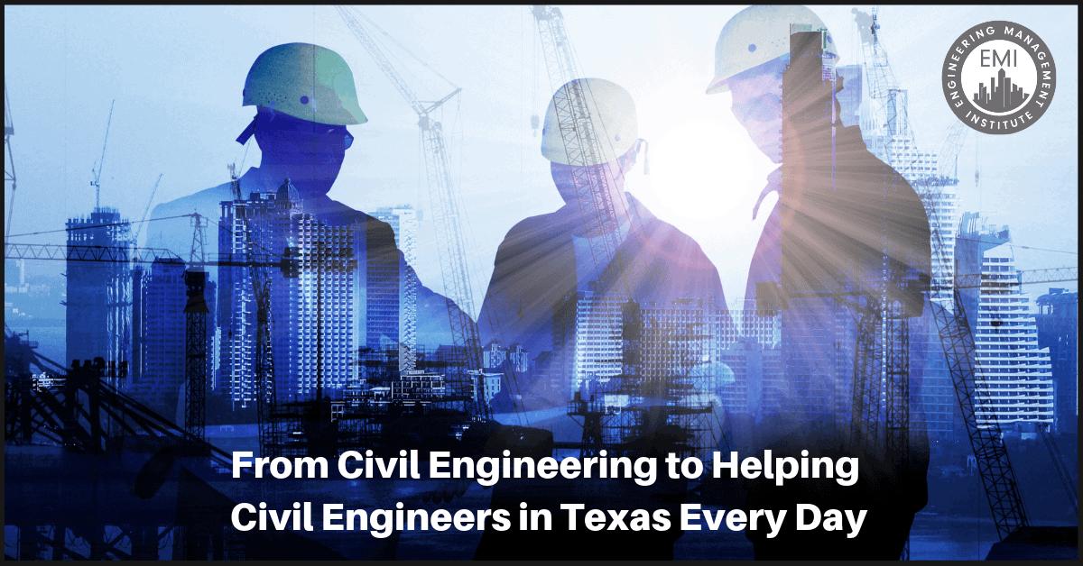 Helping Civil Engineers