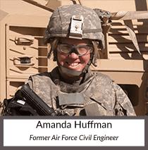 Amanda Huffman