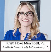 Kristi Hoke Mirambell, PE
