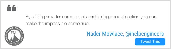 2019 Career Goals