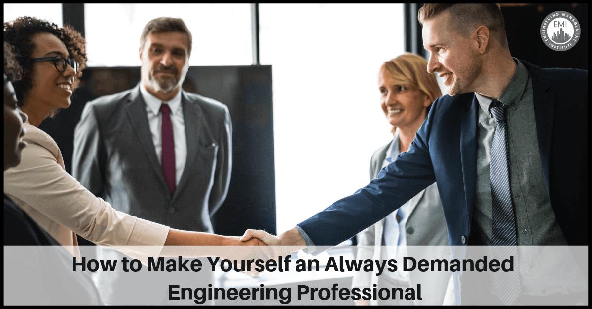 Demanded Engineering Professional