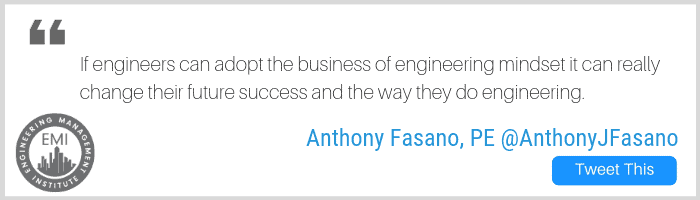 The Business of Engineering