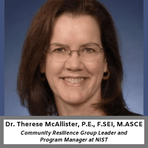 Image for TCEP -Dr. Therese McAllister, P.E., F.SEI, M.ASCE