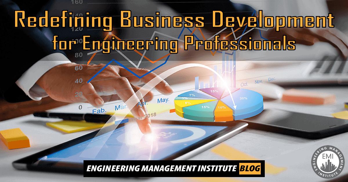 Redefining Business Development