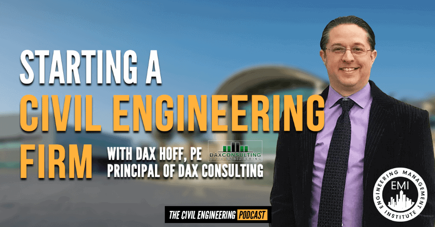 Starting A Civil Engineering Firm
