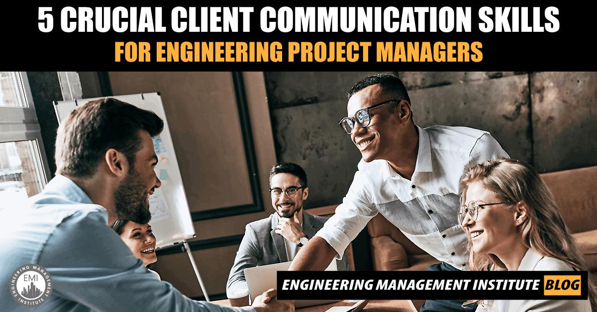 Client Communication Skills