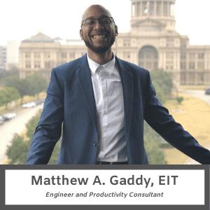 TECC - Matthew Gaddy