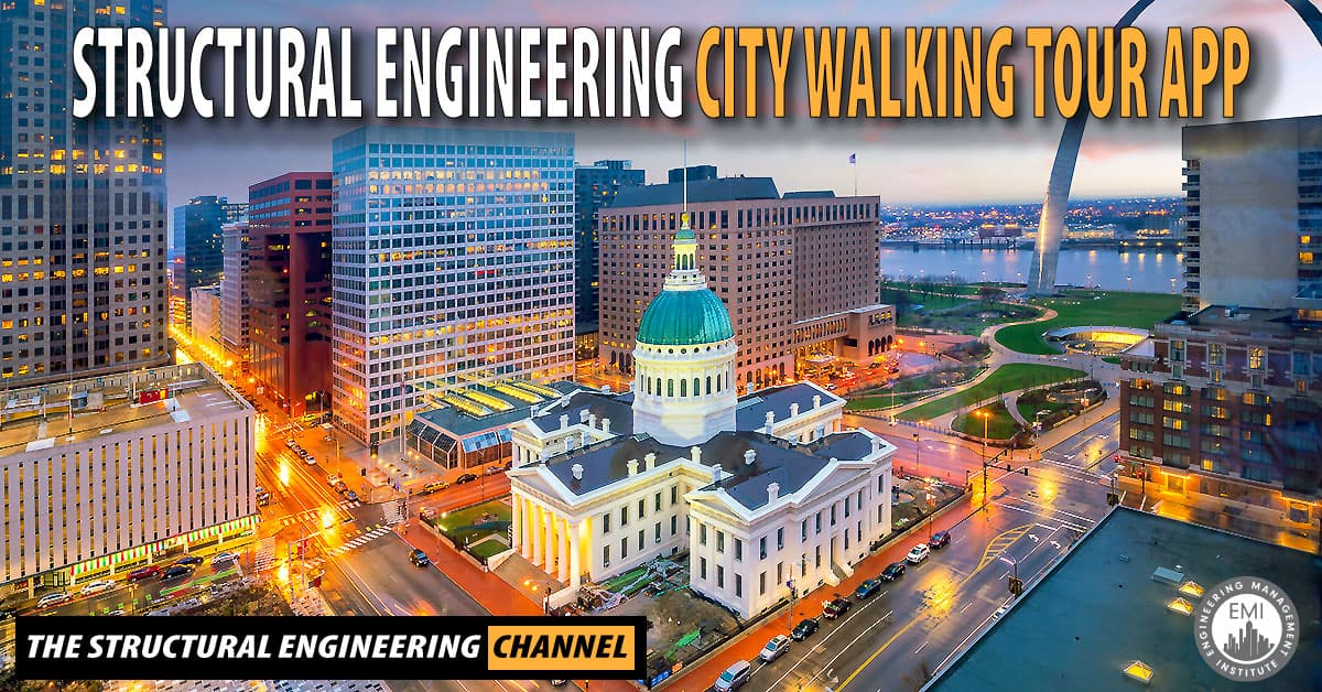 Structural Engineering City Walking Tour App