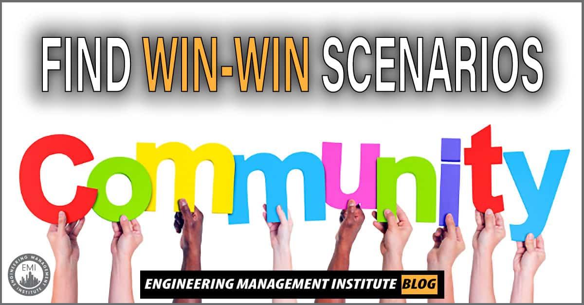 Win-Win Scenarios