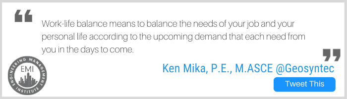 Work-Life Balance Strategies