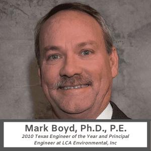 TCEP - Mark Boyd, Ph.D., P.E.