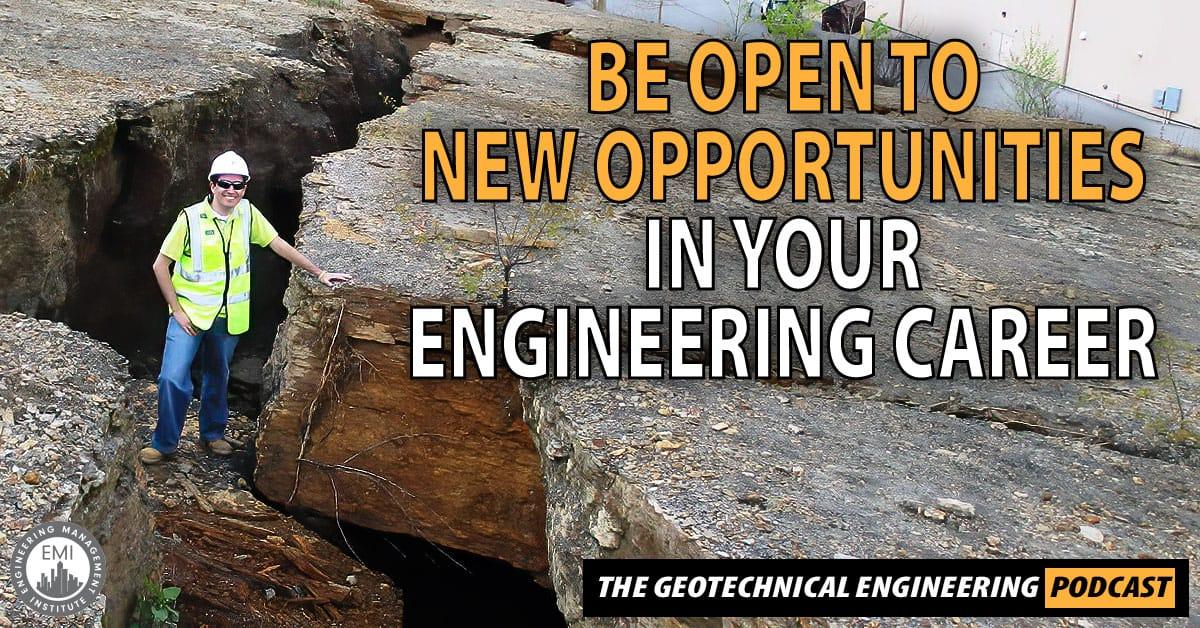New Opportunities