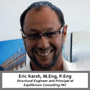 TSEC - Eric Karsh, M.Eng, P.Eng