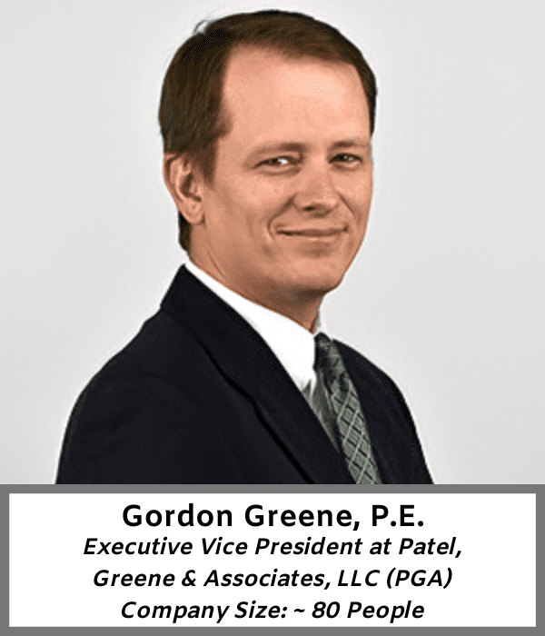 CEEP - Gordon Greene, P.E. Published