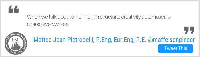 ETFE Applications