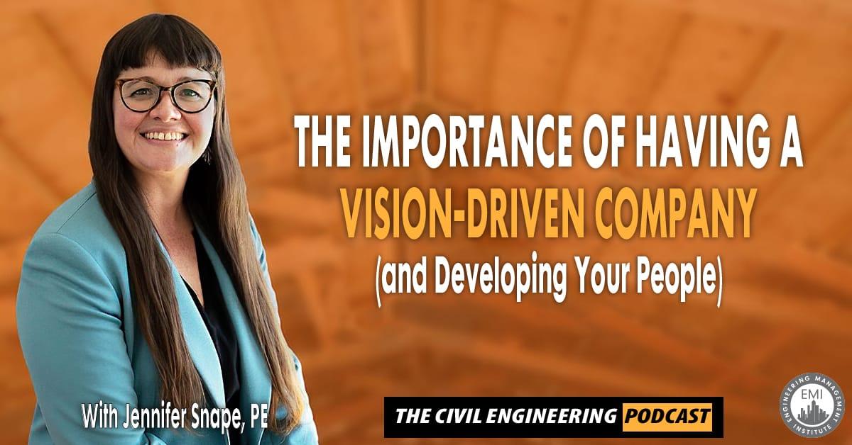 Vision-Driven Company