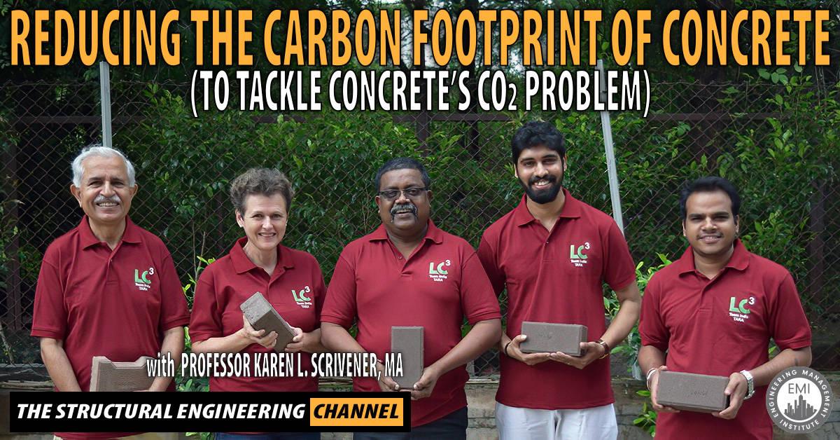 Carbon Footprint of Concrete