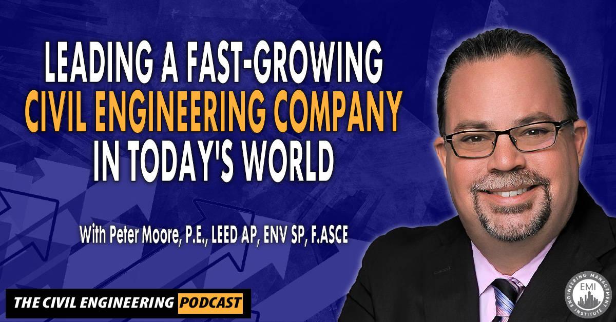 fast-growing civil engineering company
