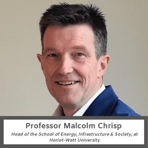 TCEP - Prof Malcolm Chrisp