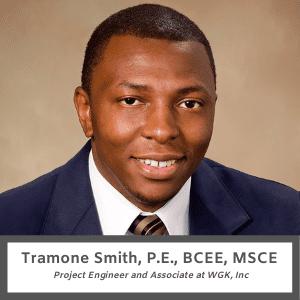 TCEP - Tramone Smith, P.E., BCEE, MSCE
