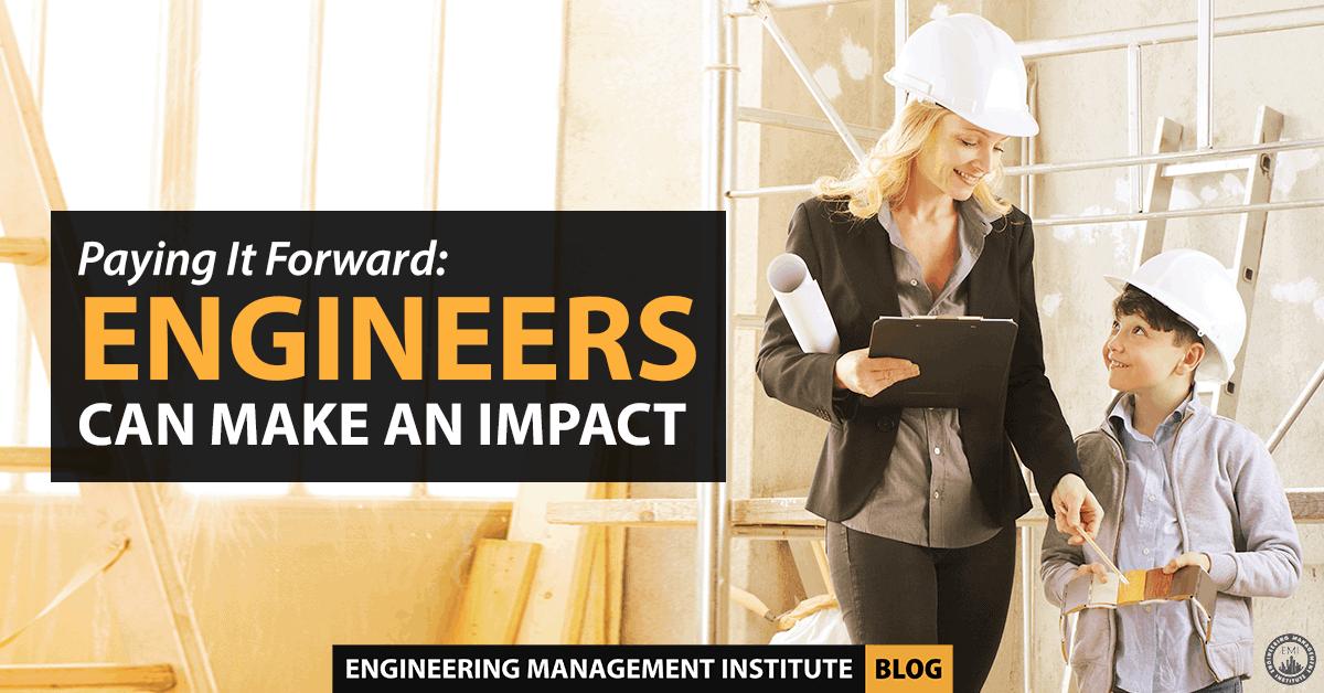 Engineers Can Make an Impact
